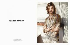 Summer 2013 | Campaigns | Collections | Isabel Marant