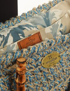 Matoohandmade Tote Bag Monogram, Michael Kors, Crochet Bags, Tote Bag, Pattern, Fashion, Crochet Purses, Moda, Fashion Styles