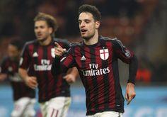 Va pa' esa Giacomo Bonaventura y, todo a favor del AC Milan.
