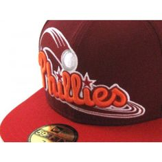 Philadelphia Phillies New Era Fitted Hats (Air jordan VI