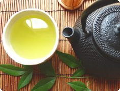 Sencha Japanese green tea herbal remedies