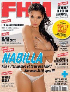 FHM France - June 2013