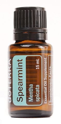 doTERRA Spearmint Essential Oil 15 ml * Read more reviews of the product by visiting the link on the image. (Note:Amazon affiliate link)