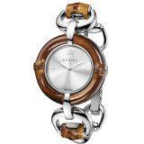 Gucci+Women%27s+YA132403+Bamboo+Silver+Sun-Brushed+Dial+Watch+-+http%3A%2F%2Fwww.fashiontown.org%2Fgucci-womens-ya132403-bamboo-silver-sun-brushed-dial-watch%2F