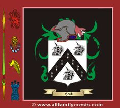 Head family crest