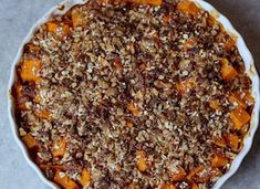 This Orange-Candied Sweet Potato Casserole has real, mouthwatering-flavor! Made with only whole foods—It's sugar-free, oil-free, and dairy-free!