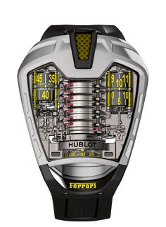 HUBLOT MP 05 «LAFERRARI» Titanium