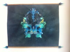 Aimee FAIRMAN Coagulant Cartographies; mental mists of debris
