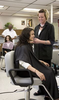 I think that going to cosmetology school would be so fun! I love doing hair and makeup so I think it would be a great job! After I graduate from my university I want to go to cosmetology school! I should do a little research and see what schools are close to me and how much they cost. Emily Smith