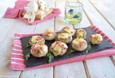 Champignon+ripieni-+antipasto+pronto+in+soli+10+minuti