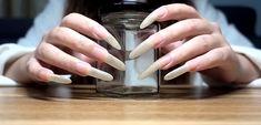 Long Natural Nails, Long Nails, Nails Only