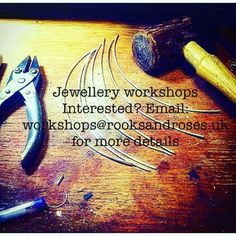 We are now offering the opportunity to take part in jewellery...