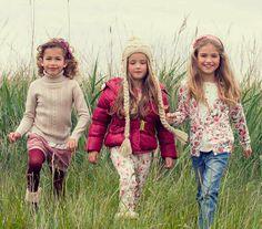 Moda niños de Bimbalina otoño-invierno 2015   De todo Niños