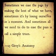 Image detail for -Filed under greys anatomy grey's anatomy quotes meredith grey Grey Quotes, Grey Anatomy Quotes, Tv Quotes, Life Quotes, Quotable Quotes, Grey's Anatomy, Favorite Quotes, Best Quotes, Epic Quotes
