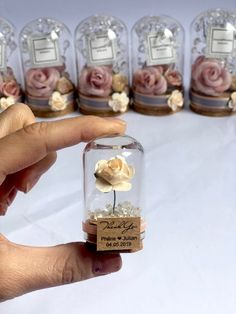 Wedding Favors for Guests Wedding Favors Favors Dome Custom Favors Beauty and the Beast Quinceanera Sweet 16 Rose Dome Favors Wedding Gifts For Guests, Wedding Favours, Diy Wedding, Wedding Invitations, Wedding Dress, Disney Wedding Favors, Wedding Cakes, Wedding Rings, Party Wedding