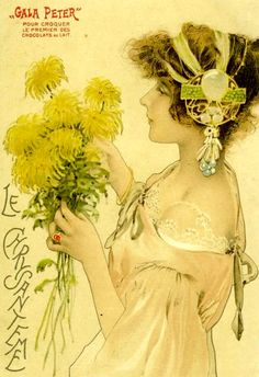 Fernand Toussaint - art nouveau