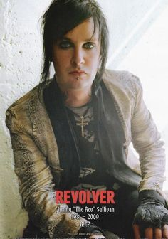 The Rev              R.I.P The most amazing person, the most amazing drummer <3