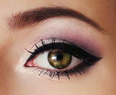 This is the one thing on here that really would look the same on me. This is exactly my same eye color