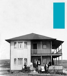 Looking Back - The Hill House - The Early History of Hermosa Beach