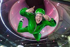 Wind Tunnel per paracadutismo indoor skydiving Indoor Skydiving, Wind Tunnel, Tandem, Asd, Sport, Character, Deporte, Sports, Tandem Bikes