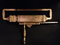 Islamic Antique Ottoman Empire Lock in Antiques, Asian Antiques, Middle East   eBay