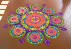 Image result for very easy and beautiful rangoli designs