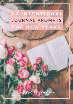 22 Intentional Journal Prompts for New Year Reflection — Will Frolic for Food - 22 intentional journal prompts for New Years reflection via willfrolicforfood. Journal Prompts, Journal Ideas, Gender Neutral Names, New Years Traditions, Mountain Rose Herbs, Art Therapy Activities, New Year Celebration, Personal Goals, Food Trends