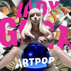 Been going a week without listening to Lady Gaga's ARTPOP. Just want my experience at the concert to be even more special.