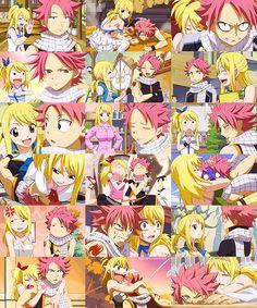 #Natsu + Lucy <3 <<<< Nalu
