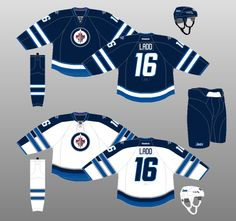 Winnipeg Jets (2011-present) - The (unofficial) NHL Uniform Database Ice b23aff7d9