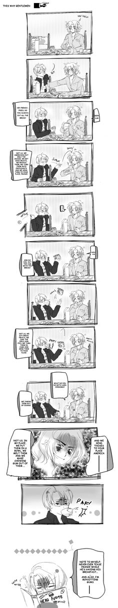 -aph- a breakfast with France by ~illegal-alliage on deviantART   bwahahahaha