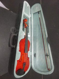 shopgoodwill.com: Violin In Case