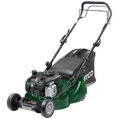 Buy Atco Liner 16S 41cm Rear Roller Self-propelled Petrol Lawnmower Online at johnlewis.com