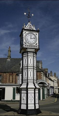 Image result for clock three o'clock pinterest tower