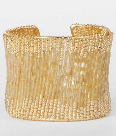 BKE Seed Bead Cuff Bracelet - Women's Accessories | Buckle