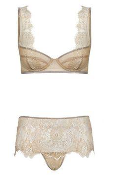Damaris collection 2009. Best Bridal Lingerie - Latest Wedding Underwear (BridesMagazine.co.uk) (BridesMagazine.co.uk)
