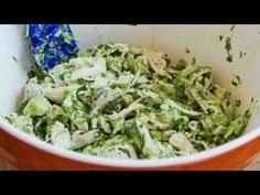 Low-Carb Chicken and Avocado Salad with Lime and Cilantro has a perfect combination of flavors, and this recipe is also gluten-free, Keto, low-glycemic, and can be Paleo or Whole 30;use theDiet-Type Indexto find more recipes like this one. Click here to PIN Chicken and Avocado Salad with Lime and Cilantro! This Chicken and Avocado Salad…