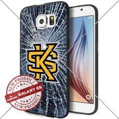 NEW Kennesaw State Owls Logo NCAA #1228 Samsung Galaxy S6 Black Case Smartphone Case Cover Collector TPU Rubber original by WADE CASE [Break] WADE CASE http://www.amazon.com/dp/B017KVOOO4/ref=cm_sw_r_pi_dp_y5rywb1BZ3CJY