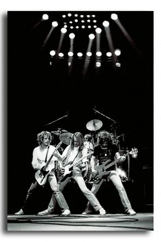 Status Quo Live 1981 Poster Framed Cork Pin Memo Board With Pins Music Mix, Music Love, Dance Music, Rock Music, Live Music, Status Quo Band, Status Quo Live, Band Pictures, Music Pictures