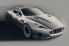 WB12 Vengeance : Kahn Design réinvente la DB9