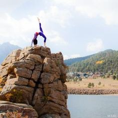 IntoTheWild - Backpacking Yoga Retreat - I would LOVE to do this! #fitnessbucketlist
