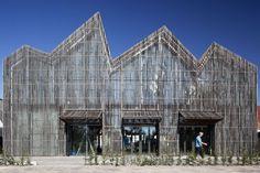 Maritime and Beachcombers Museum - Mecanoo (1)