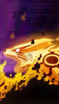 Naruto#9 tails #sage mode