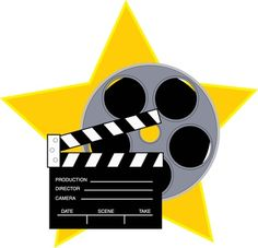 Hollywood Week Clip Art