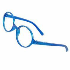 d28c8cd682b Rosallini Women Blue Plastic Full Rims Glasses Eyeglasses Frame by  Rosallini.  4.03. Bridge Width