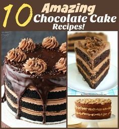 So how is that New Years Resolution going? Well I'm here to put a wrench in it. Today is National Chocolate Cake Day! Oh my. Well, we certainly need to celebrate don't we? And boy …