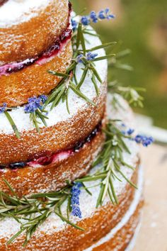 Cakes: French Made -