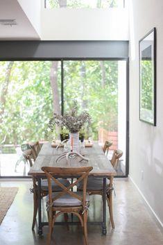 "House Tour: A ""Primitive Modern"" Austin Home | Apartment Therapy"