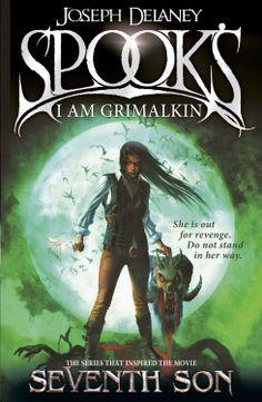 I am Grimalkin by Joseph Delaney