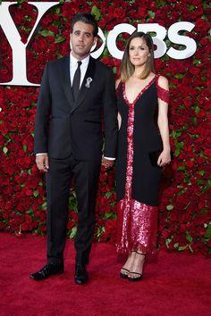 Bobby Cannavale and Rose Byrne
